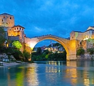 Little different pictures of Mostar